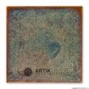 Glazura PK 571, Rustikální hnědá (1020-1080°C)