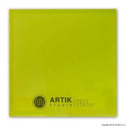 Glazura PD 420, Hráškově zelená (1000-1100°C)
