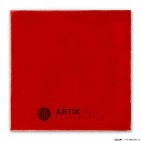 Glazura PD 633, Červená (1000-1080°C)