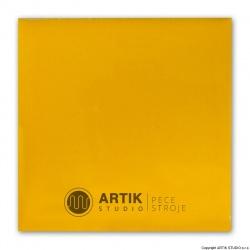 Glazura PD 980, Žloutkově žlutá (1000-1100°C)