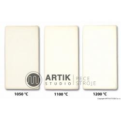 Bílá keramická hlína č. 11sf 0-0.2 (1000-1300°C)