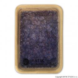 Drcené sklo GS-35, Fialová, 0,5 kg (1000-1150°C)