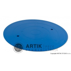 Náhradní modrá podložka pro RK-5T - detail zadní plochy