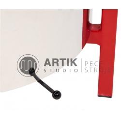 Přivzdušňovací manuální klapka Kittec CL/CT