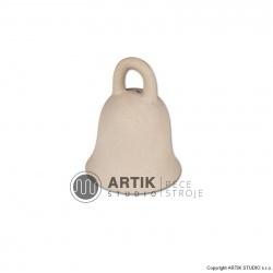 Sádrová forma Z1, Zvonek malý s ouškem 8 cm
