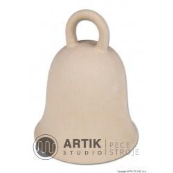 Sádrová forma Z3, Zvonek velký s ouškem 13 cm