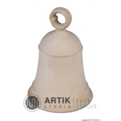 Plaster mould Z8, Decorated bell