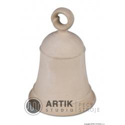 Sádrová forma Z8, Zvonek zdobený