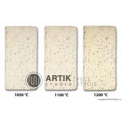 Konfetní s barevnými písky č. 5 (1000-1250°C)