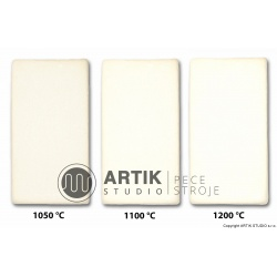 Bílá kamenina se šam. č. 11sf 0-0.2 (1000-1300°C)
