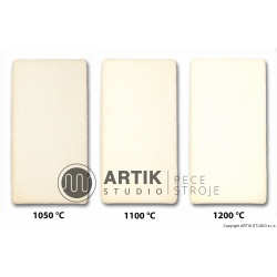 Bílá kamenina se šam. č. 11sf (1000-1300°C)