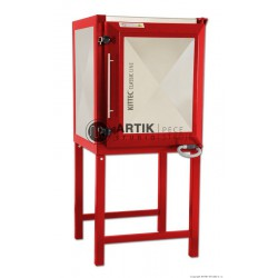 Ceramic kiln Kittec CT 170-5 with contr. TC 44