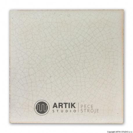 Glaze PK 120,White crackle (1020-1080°C)