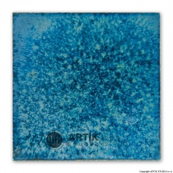 Glaze PK 270, Aquamarin blue-green (1020-1080°C)