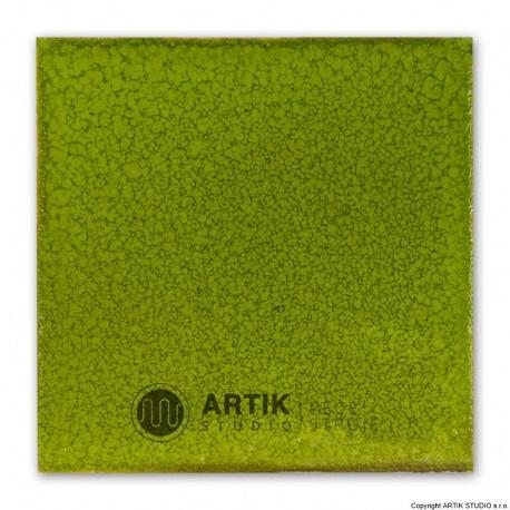 Glaze PK 405, Spring green (1020-1080°C)