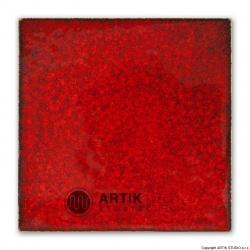 Glazura PK 680, Vlčí mák (1020-1080°C)