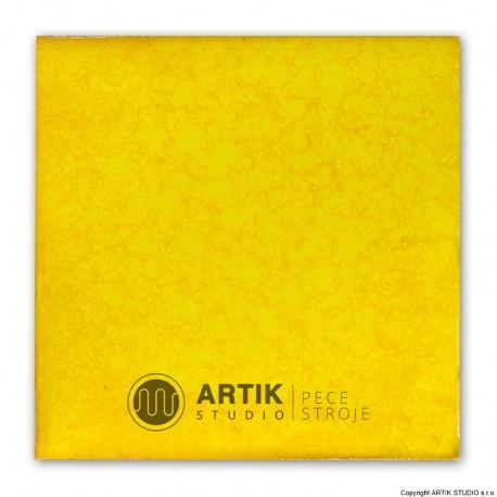 Glaze PK 920, Yellow-orange (1020-1080°C)