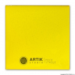 Glaze PK 962, Lemon fluorescent (1020-1080°C)