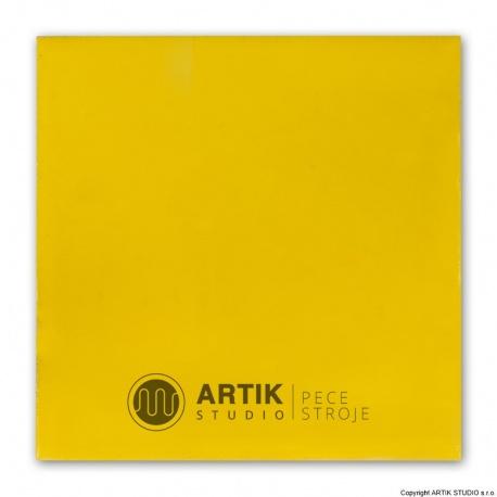 Glaze PD 902, Lemon yellow (1000-1100°C)
