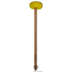 Sponge on stick potters tool