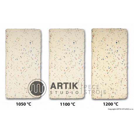 Confetti ceramic clay no. 5 (1000-1250°C)