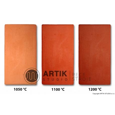 Ceramic red clay no. 10 (1000-1200°C)