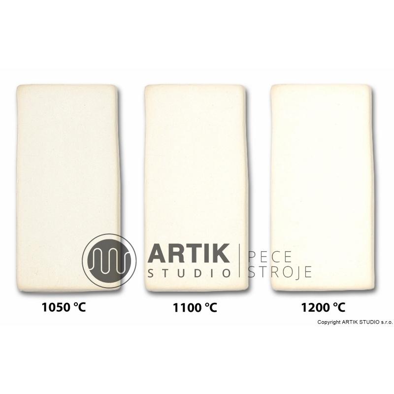 Biela keramická hlina č. 11 (1000-1300 ° C) - KeramickePece.cz 4f9c0ecdc62