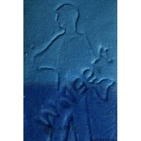 Engobe blue SE13 (1050-1150°C), 1 kg