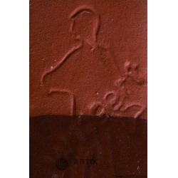Engobe red SE34 (1050-1250°C), 1 kg