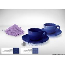 Barvítko K 241, kobaltová modř