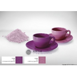 Ceramic stain K 37316, purple