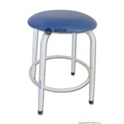 Hrnčířská sedačka Stool - naklopená