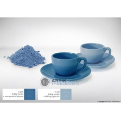 Ceramic stain K 239, encian blue