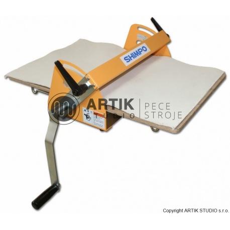 Table slab roller Shimpo TSR