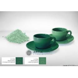 Ceramic stain K 41306, bluegreen