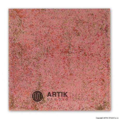 Glaze PK 353, Rose quartz (1020-1080°C)