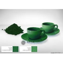 Ceramic stain K 41344, green