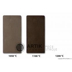 Černá keramická hlína č. 9 (980-1150°C)