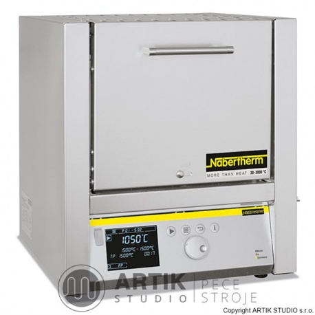 Muffle furnace Nabertherm L, LT 24/11 with B410