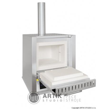 Ashing furnace Nabertherm LV, LVT 5/11 with B410