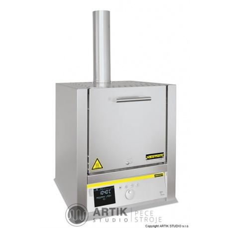 Ashing furnace Nabertherm LV, LVT 15/11 with B410