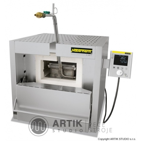 Hardening furnace Nabertherm N 11/HR with B400