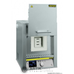 High-temp. furnace Nabertherm LHT 02/16 wtih P470
