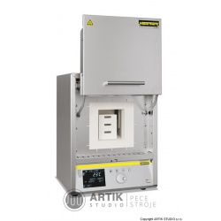 High-temp. furnace Nabertherm HTCT 01/16 wtih C450