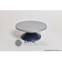 Casted steel banding wheel o 20 cm, height 8 cm