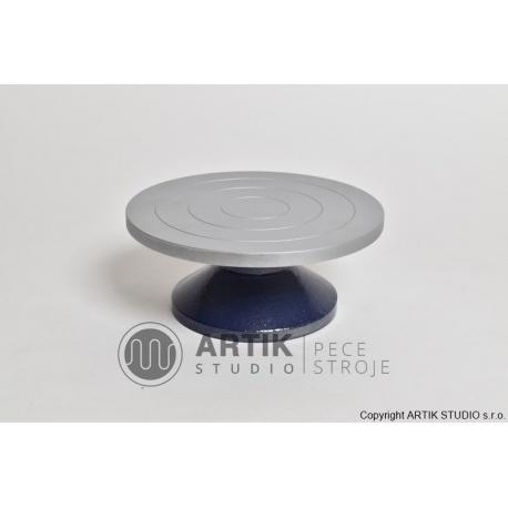 Casted steel banding wheel o 20 cm, height 8 cm