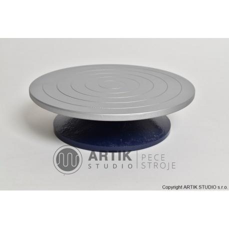 Casted steel banding wheel o 30 cm, height 8 cm