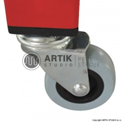 Set of castors PROFI