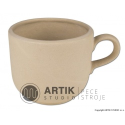 Plaster mould H5, Wide mug