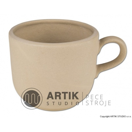 Plaster mould H5, Wide mug